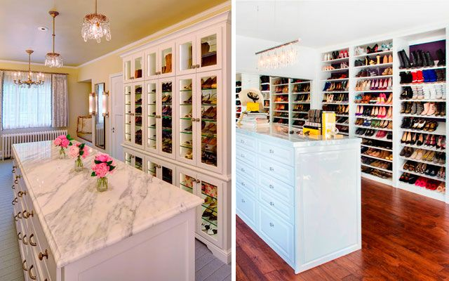 Distribucion armario vestidor 71 pinteres - Distribucion de armarios ...