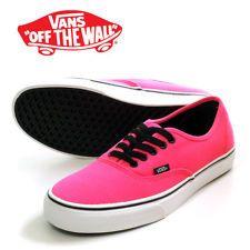 neon pink vans - Google Search