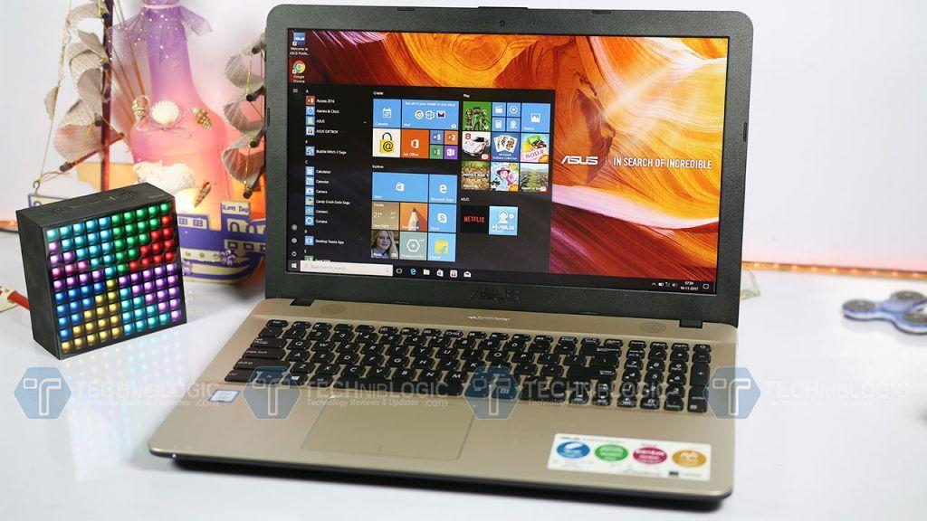 Asus Vivobook Max X541 Review : Best Budget Laptop