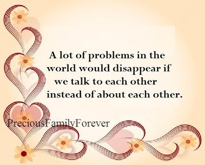 Quotes About Family Problems Sayings