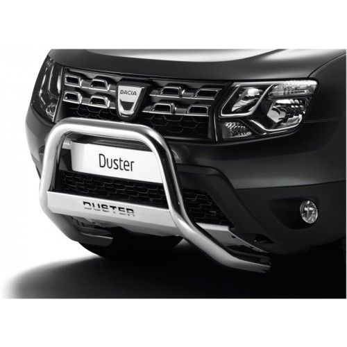 Bullbar Duster Front Stainless Steel Dacia Original 8201474320 Dacia Duster Stainless Steel