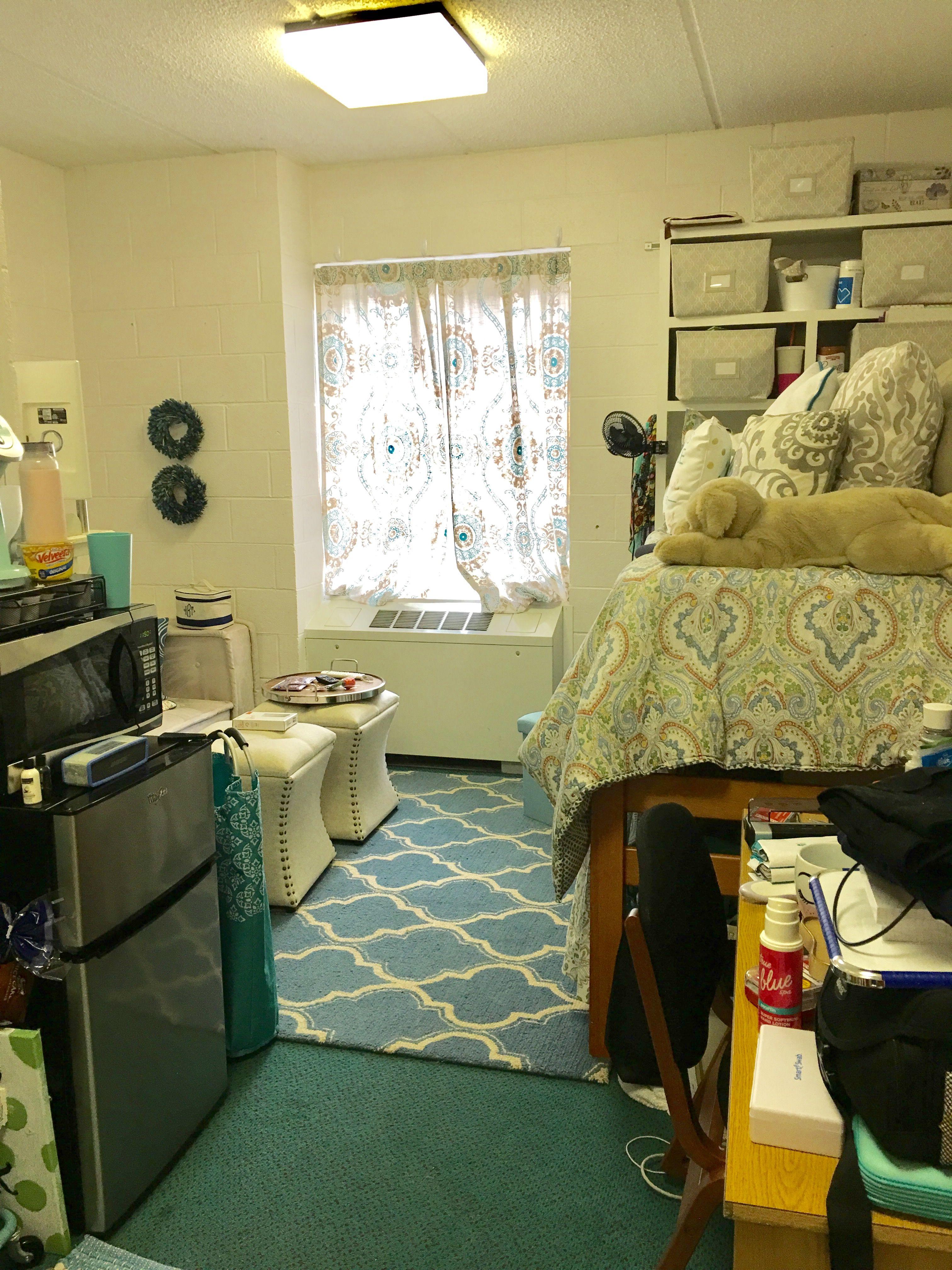 Reinhardt University Dorm Room Tally College In 2019