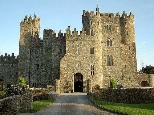 Kilkea castle county kildare ireland my birthplace for Kildare castle