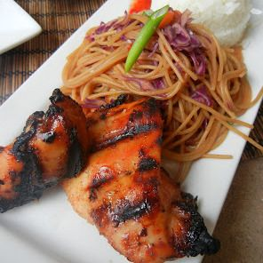 Asian Sesame Noodles with Marinated Chicken   Deals to Meals
