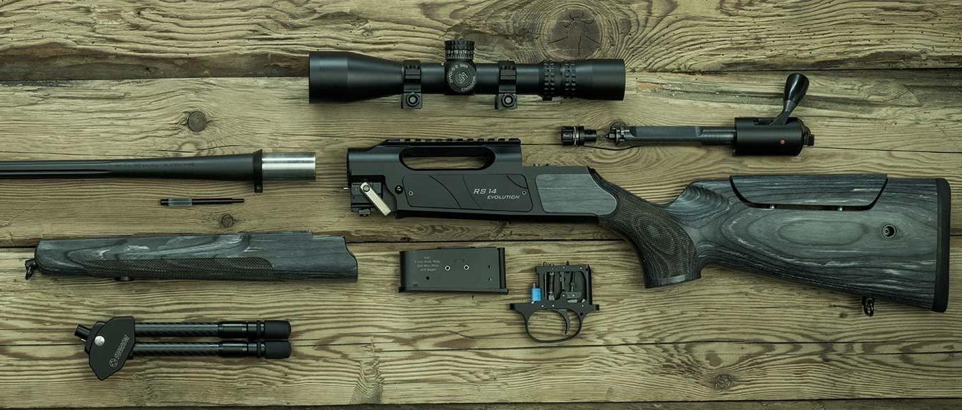 Strasser RS 14 EVOLUTION Rifles 2