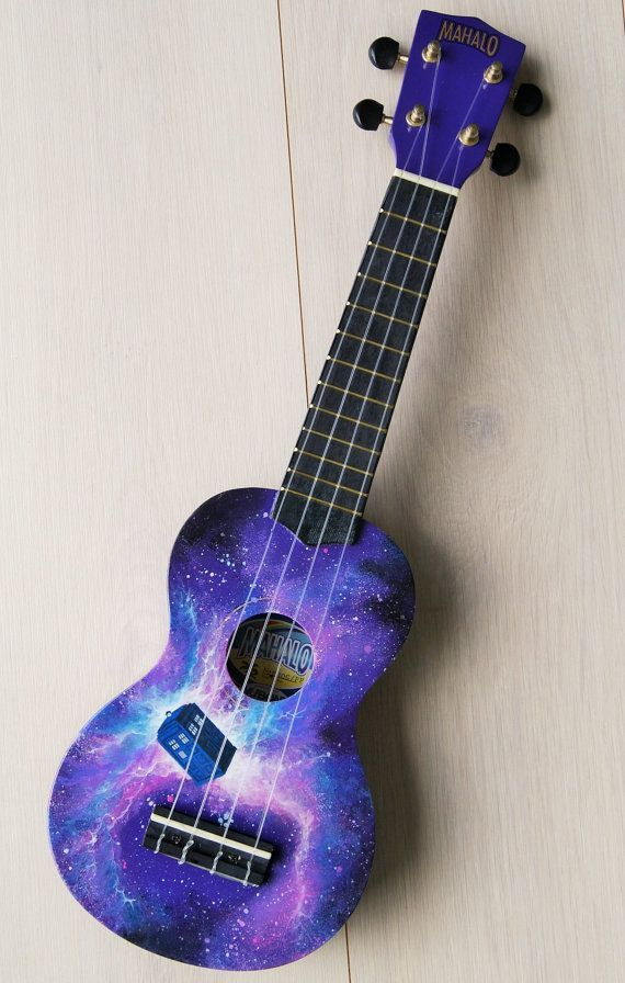 guitar galaxy paint google search musical instruments
