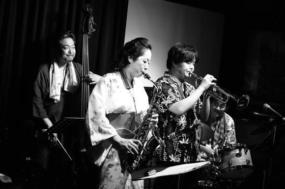Summer jazz live