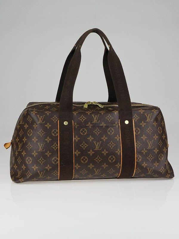 Louis Vuitton Beaubourg Weekender Bag Monogram Canvas Mm EN7AAARjl