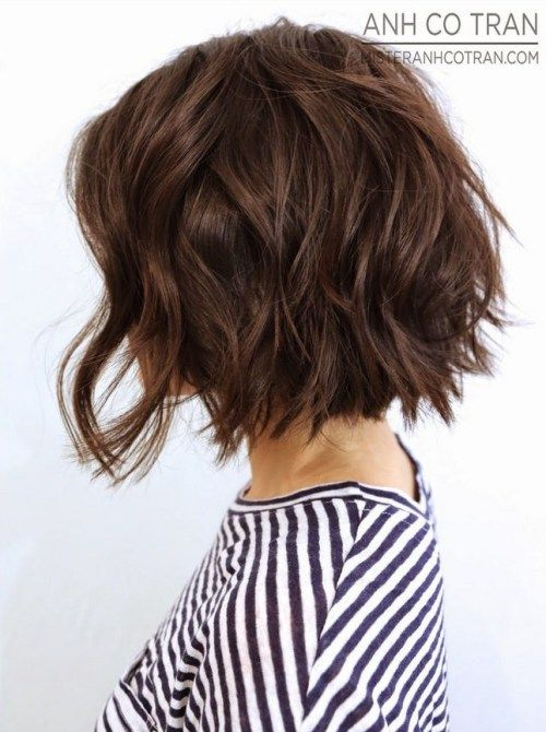 Wavy Bob Hairstyles New 20 Delightful Wavycurly Bob Hairstyles For Women  Bob Hairstyles