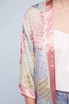 Anthropologie Favorites:: Kimonos, Wraps, and Jackets