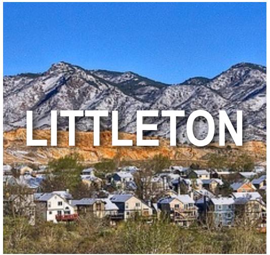 Littleton Colorado: CO Spaces :: Littleton