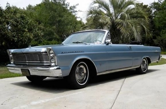 Original Paint 1965 Ford Galaxie Convertible With Images Ford