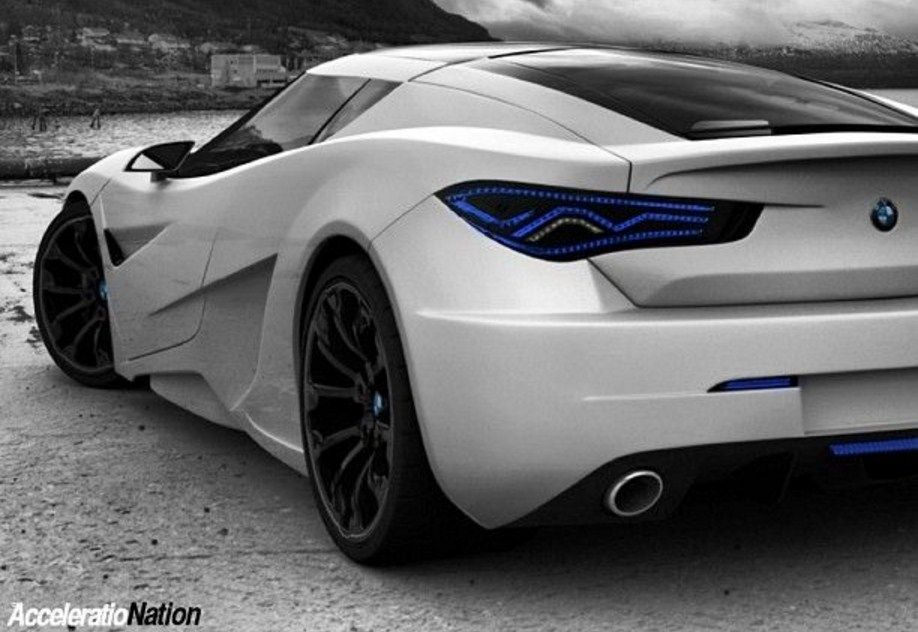 New Bmw M9 Meet Bmw S Latest Super Car Concept With Images