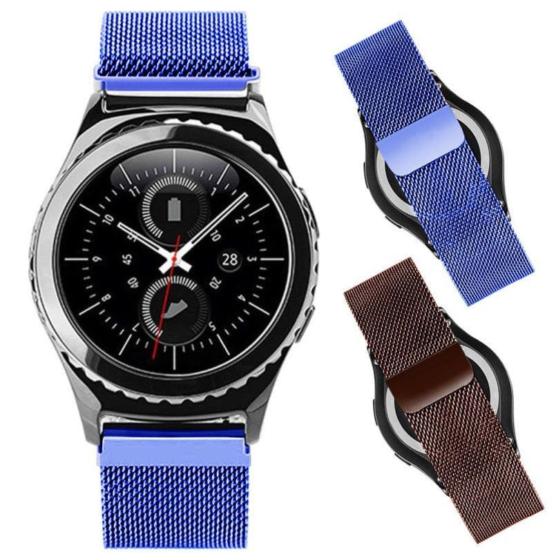 Milanese Loop Magnetic Stainless Steel Band for Samsung Gear S2