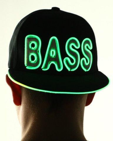 Light Up Hat - Bass  2ae6d7f2dbf