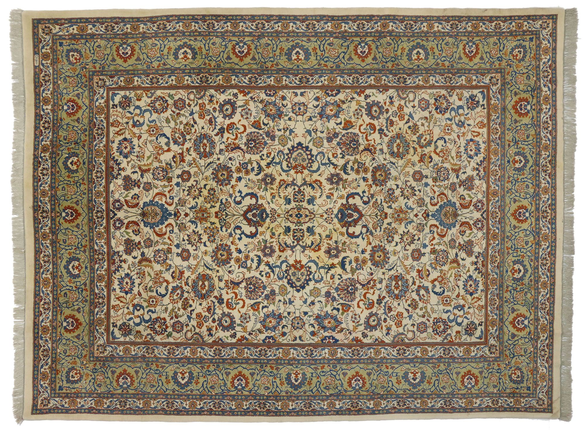 Vintage Indian Oriental Rug 9 X 12 Indian Rugs Vintage Persian Rug Persian Style Rug Home inspired by india rug