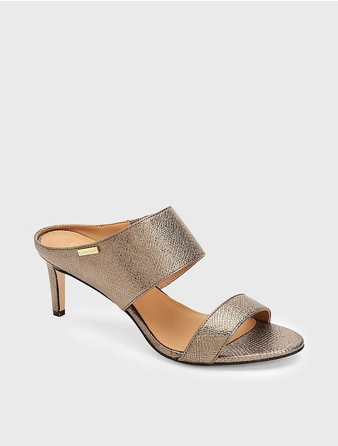Calvin Klein Jeans CHLOE - Mules - accent yellow