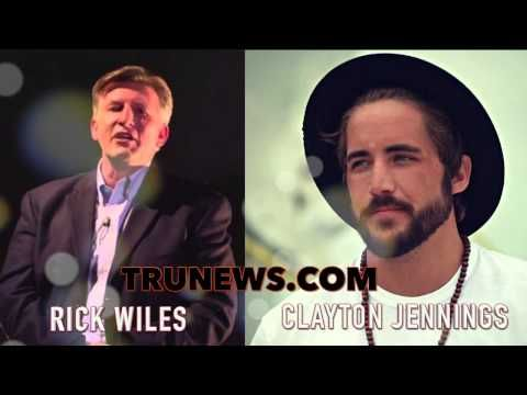 TruNews with Rick Wiles Interviews Evangelist Clayton Jennings - YouTube