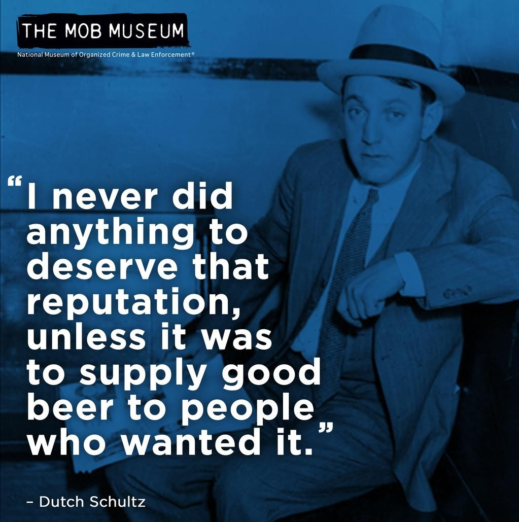 Frank Costello Quotes: The Mob Museum On