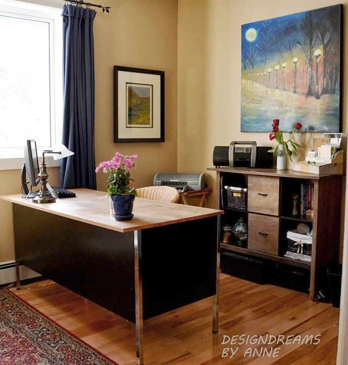 Creating A Cozy Home Office / Study (With Images)