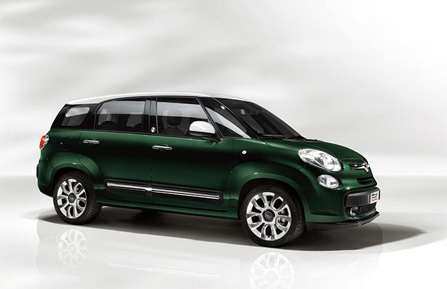 New Fiat 500l Mpw Launched In Uk Fiatcars All New Old Cars At