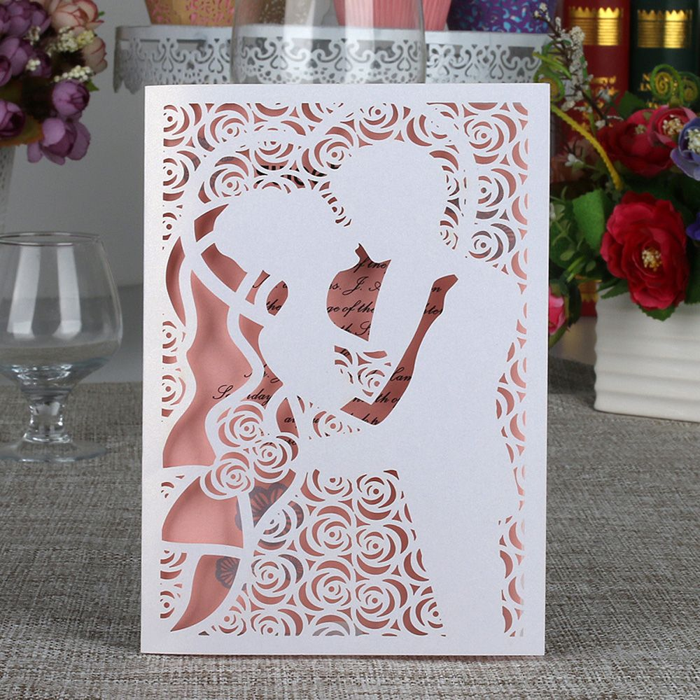 Cheap card kit buy quality card with envelope directly from china cheap card kit buy quality card with envelope directly from china wedding invitation card envelope suppliers 10cs bride groom kiss carved pattern wedding stopboris Gallery