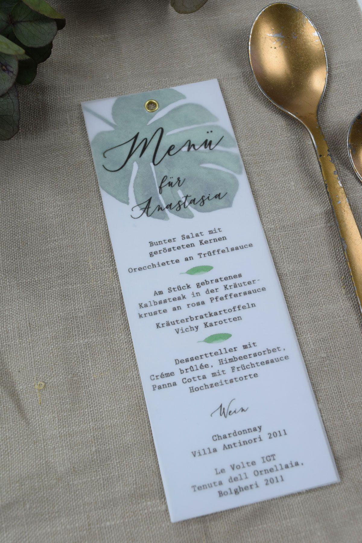 Ahnliche Artikel Wie Menukarte Hochzeit Motiv Monstera Liebe Hochzeitsmenu Individuelle Speisekarte Inkl Namensbedruckung Auf Etsy Wedding Menu Menu Cards Transparent Paper