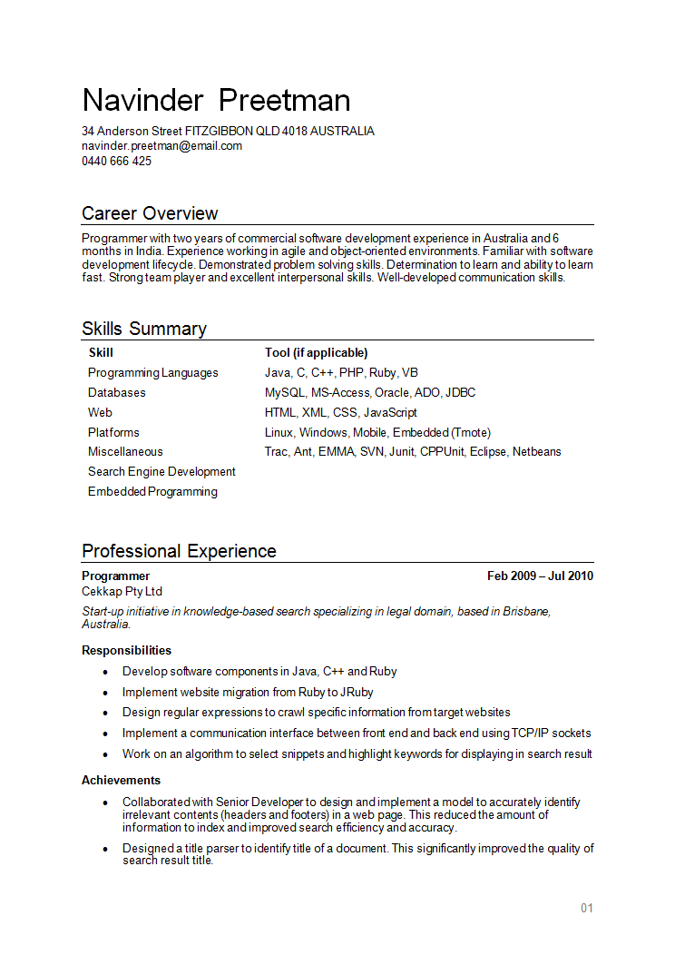 Resume Tips to Nail That Job Interview (With images