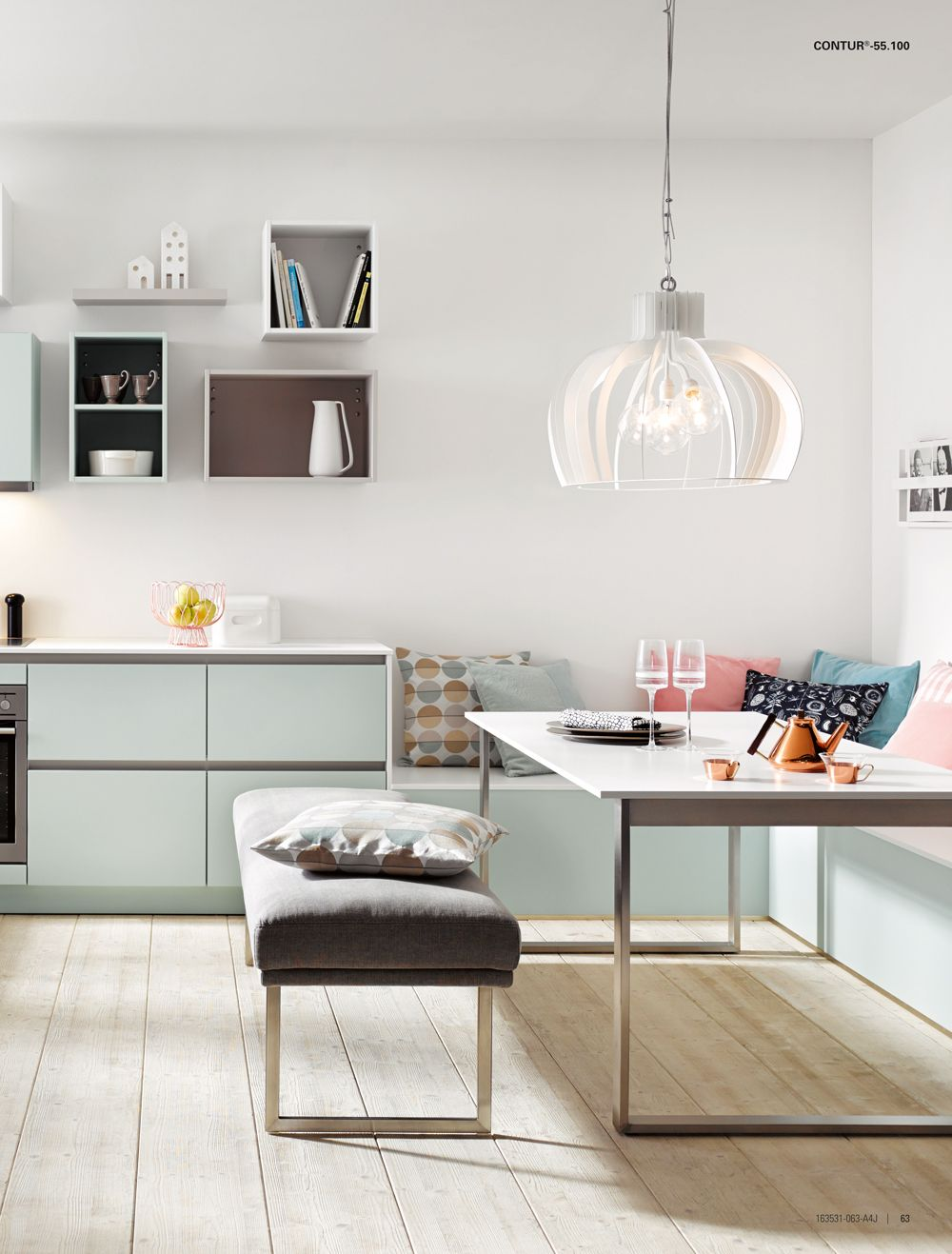 Contur® Kitchen Book Our Kitchen Book shows the complete range of ...
