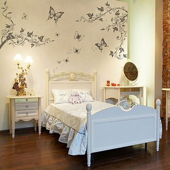 Butterfly Scenery Wall Stickers by Sunny Side Up