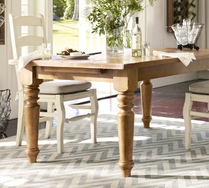 Sumner Extending Dining Table | My Style at Home | Pinterest