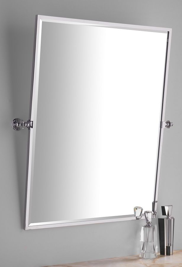 Porcelain Door S A Rectangular Tilting Bathroom Mirror Of The Finest Quality Available Strength Comes From