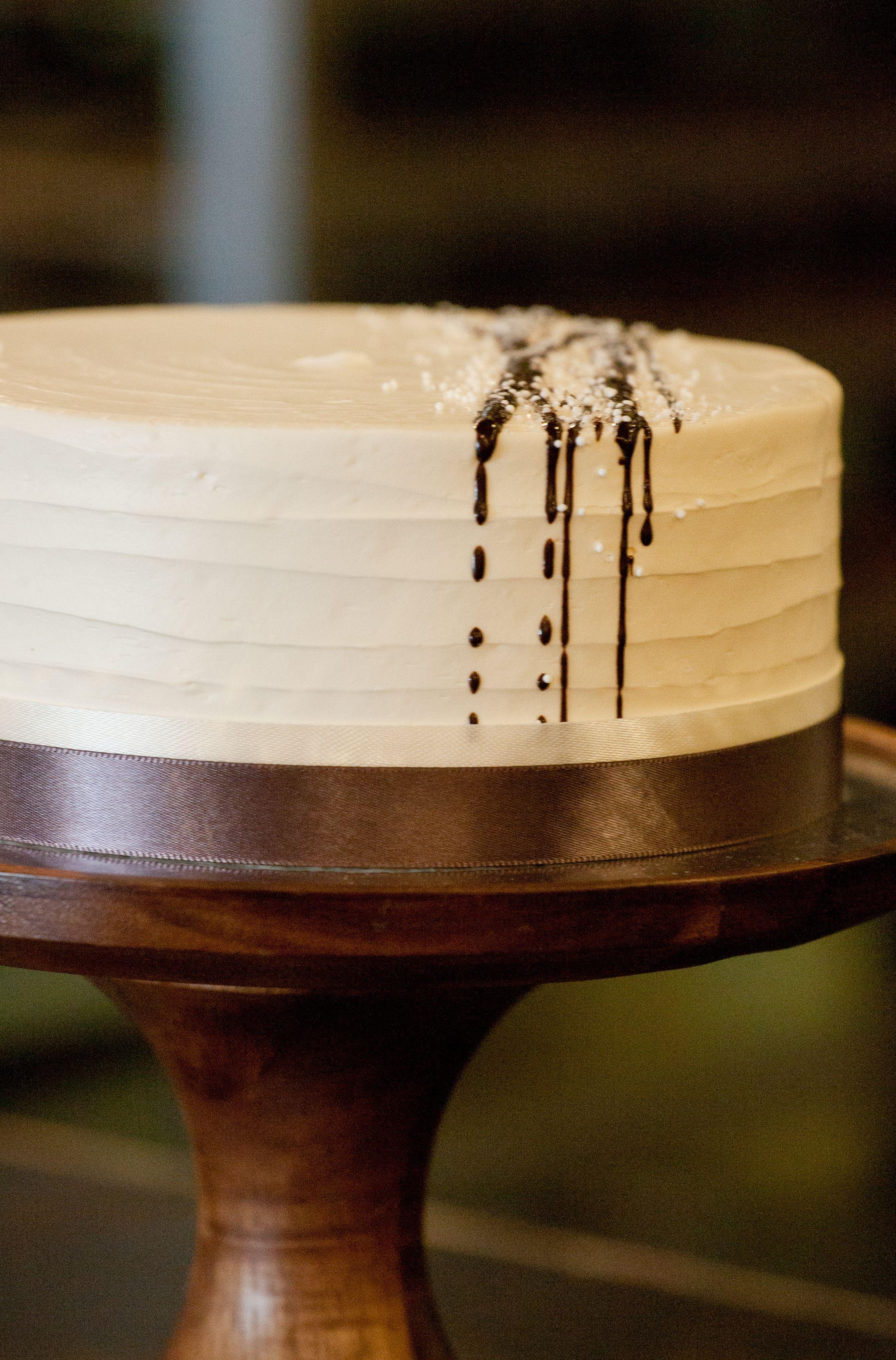 Chocolate boston cream cake theyellowleaf boston cream