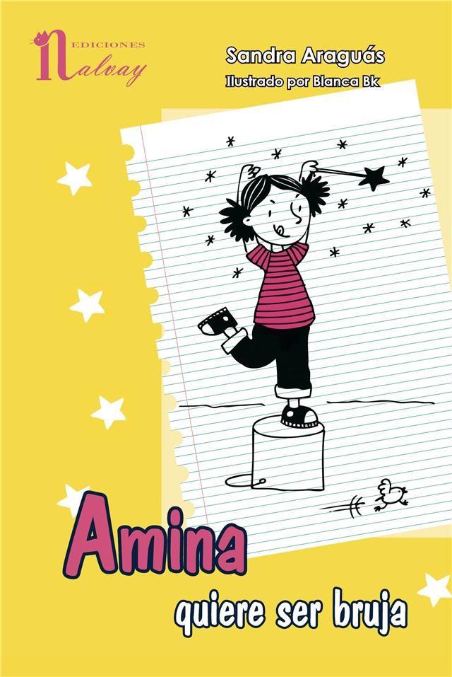 Así que con la mente lo más abierta posible, me acerco a esta historia que me contará Sandra Araguás sobre Amina, una niña que tiene ocho años y once meses, porque en estas pequeñas edades los meses son tan importantes como lo son los días cuando uno tiene más de noventa y cinco años.