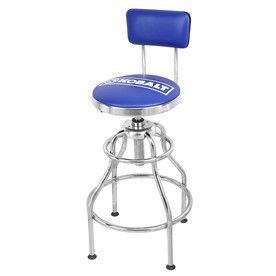 Kobalt Adjustable Hydraulic Stool //.lowes.com/pd_284314  sc 1 st  Pinterest : craftsman hydraulic stool - islam-shia.org