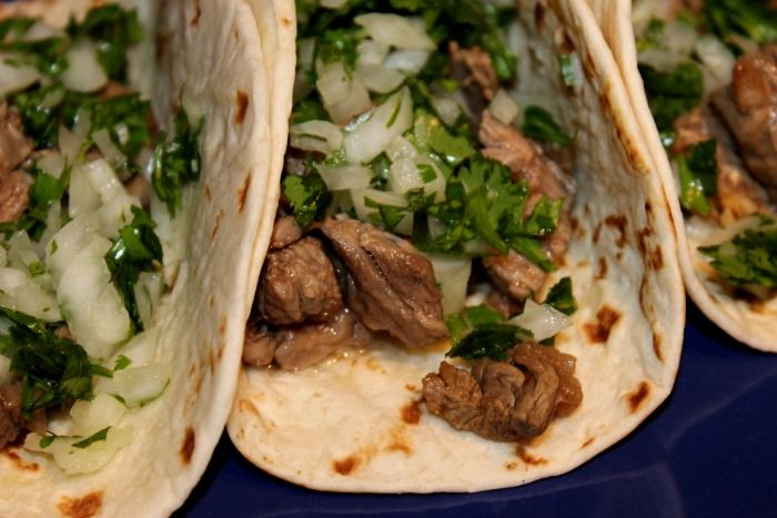 Tacos will always be one of my favorite things to eat and most of the time, the simpler the taco, the better. While we were in Arlington Heights over the 4th of July, Dan and I decided to make thes...