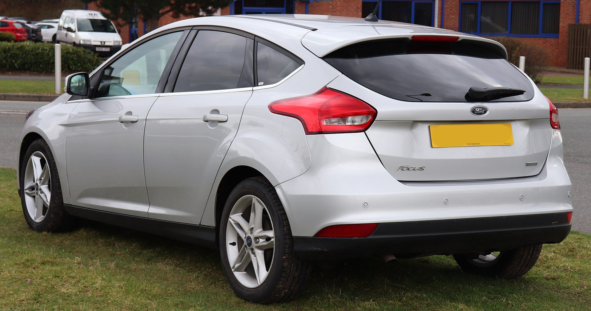 2017 Ford Focus Zetec Edition 1 0 Rear Ford Focus Wikipedia