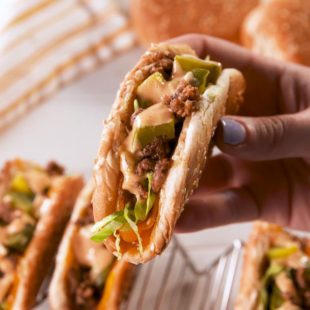 Photo of Big Mac Tacos