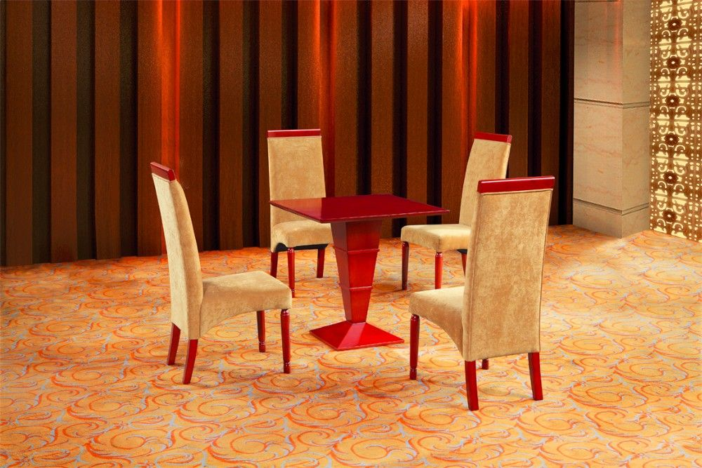 Xy Batch Manufacturing Chinese Style Iso18001 Ce Ash Wood Table And Chair Restaurant Furniture