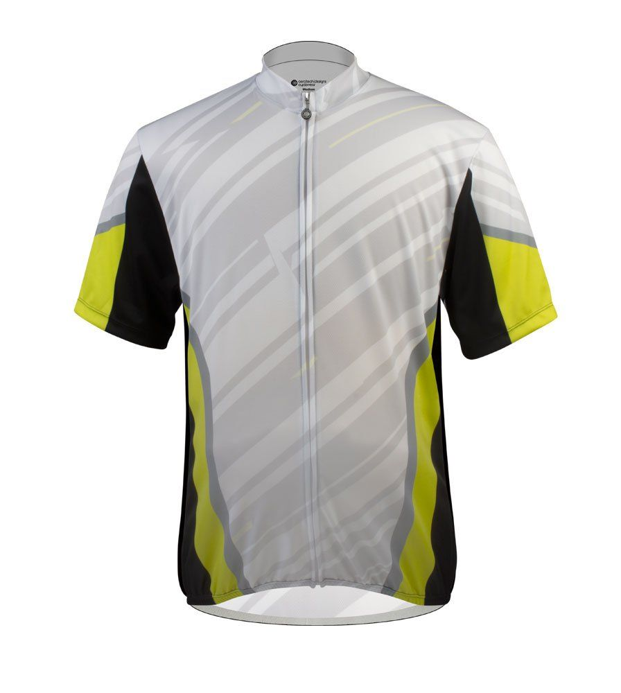 233acd89d Aero Tech Designs Big Man s Brando Cycling Jersey - Made in the USA (3XL)