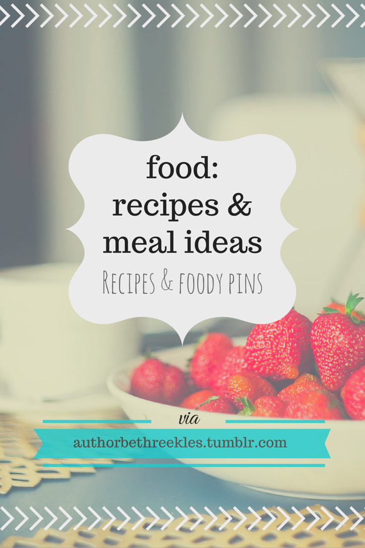 food - recipes and meal idea Pins