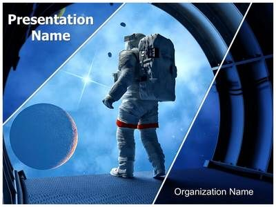 space shuttle powerpoint template - photo #44