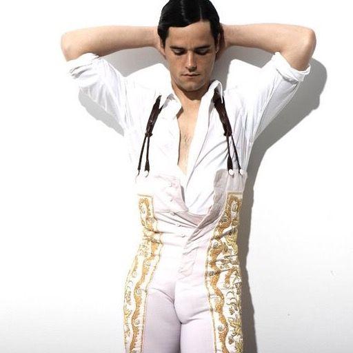 Matador Costume By Alfred Juska On Blanc Mens Custom Dress