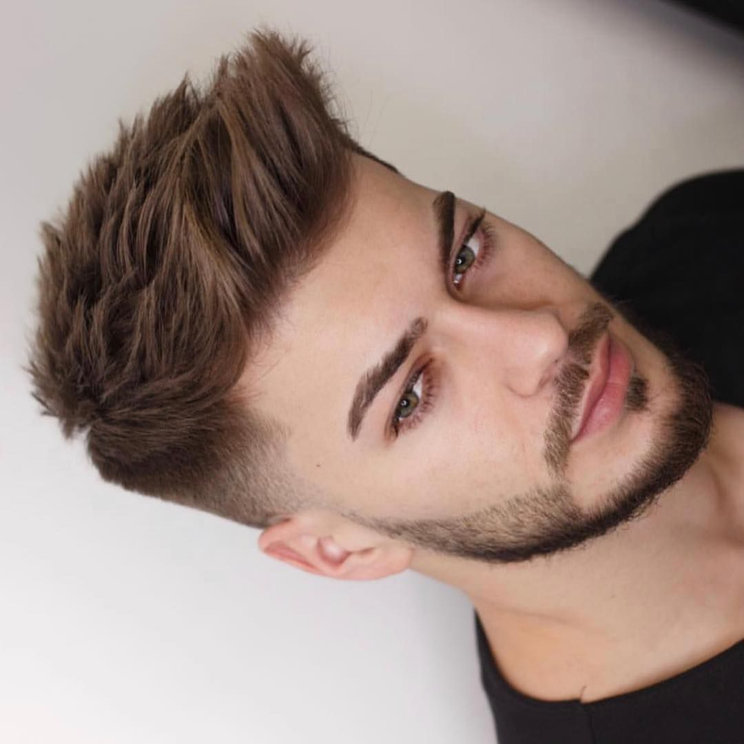 Wafic Saab On Instagram Waficsaab Dubai Vogueicon Makeithappen Styleyourself Blondehair Blogge Men Haircut Styles Mens Hairstyles Long Hair Styles Men