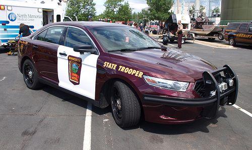 Minnesota State Patrol Interceptor State Police And Highway