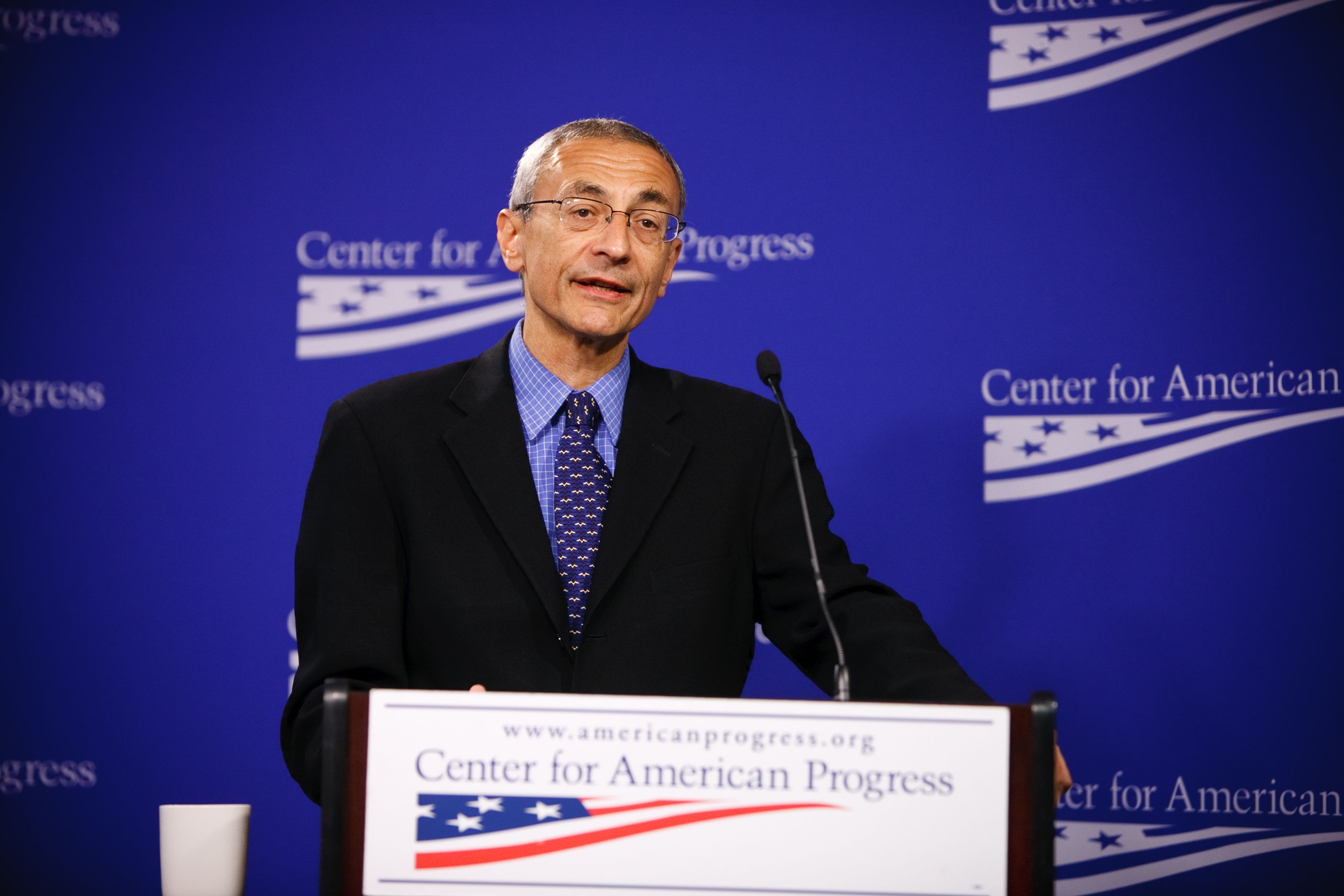 Guess who funds Podesta's Center for American Progress