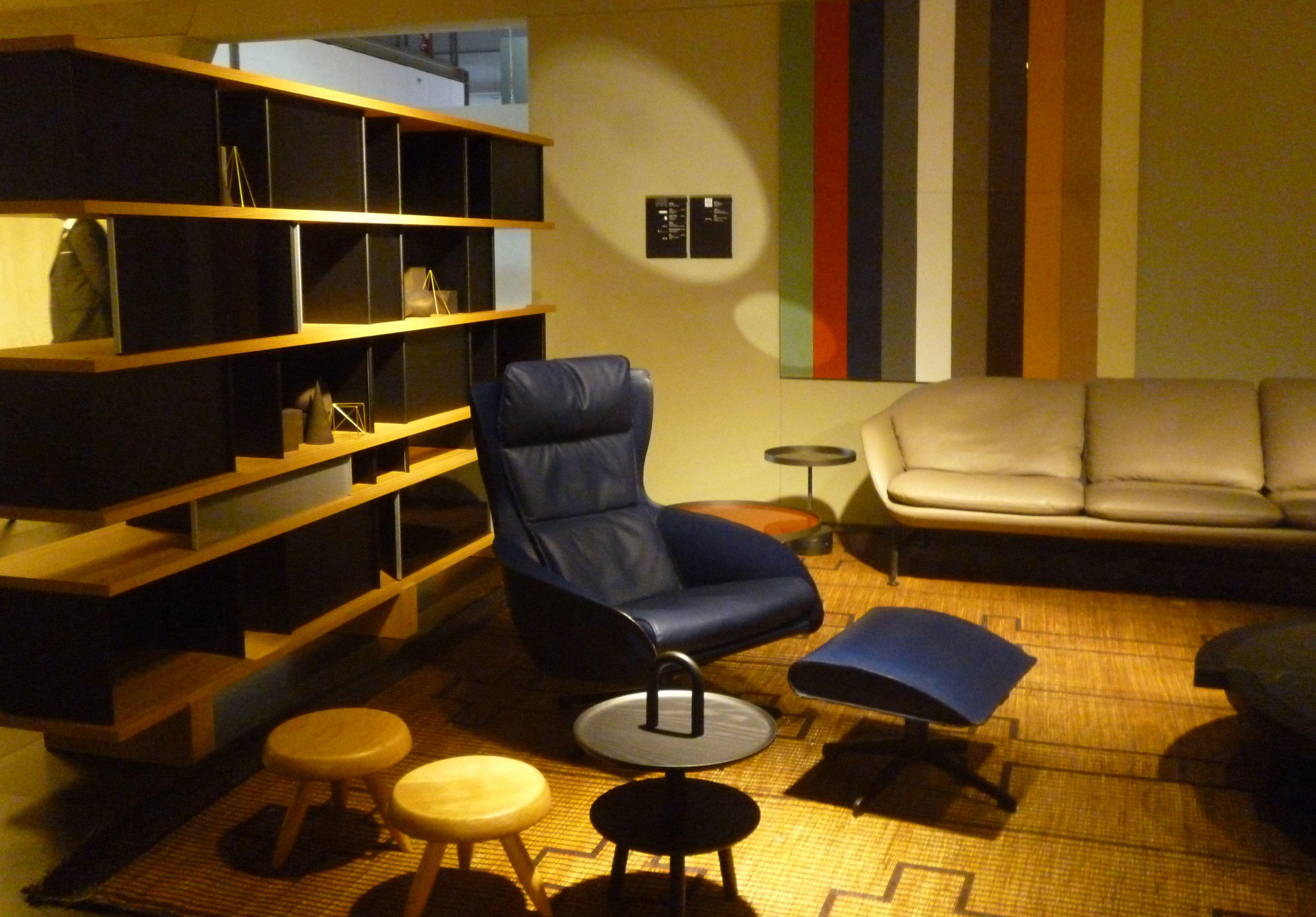 Silvia Mobili ~ Cassina 2015 423 cab lounge design: mario bellini 526 nuage design