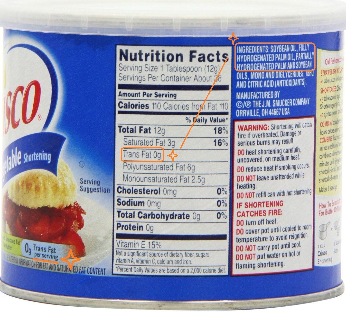 Trans fat free oil-7338