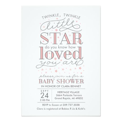 Twinkle twinkle star theme baby shower invitation winners of twinkle twinkle star theme baby shower invitation filmwisefo