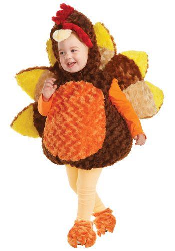 Toddler Turkey costume #Thanksgiving